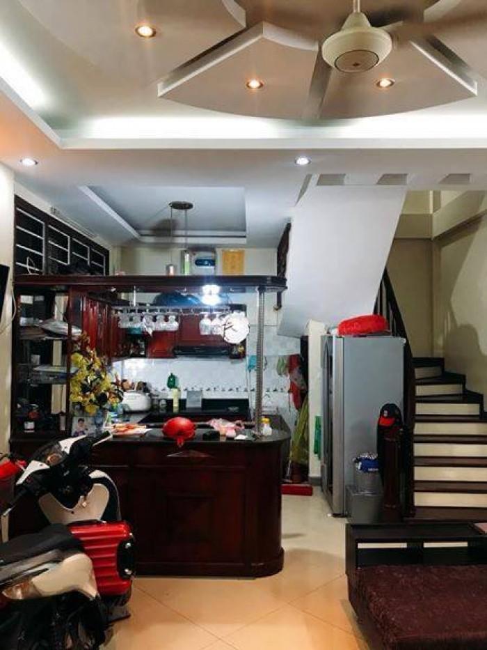 Bán nhà đẹp phố Cự Lộc - Thanh Xuân, diện tích 35m2* 5 tầng. MT 4 m.