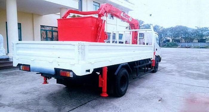 HINO WU352L gắn cẩu 2 tấn UNIC model URV223 | Khuyễn mãi Thuế trước bạn 2% | Hỗ trợ vay ngân hàng cao 5