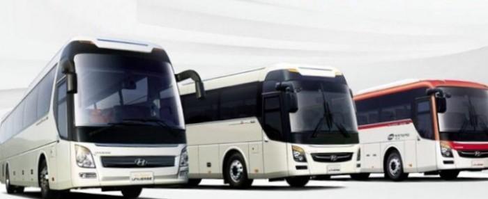 Hyundai New Universe Siêu phẩm xe khách 47 chỗ