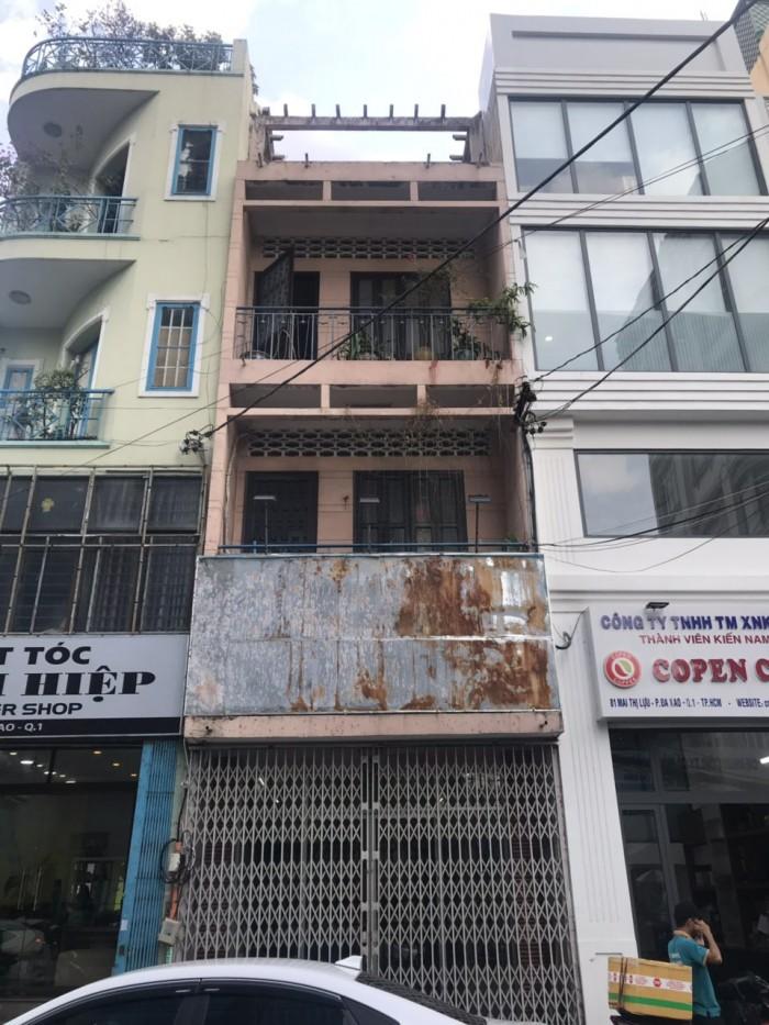 MT Mai Thị Lựu. 4.1x21. 3 Lầu. Gía 27 tỷ (tl)