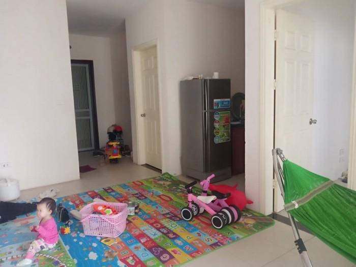 Chỉ 1.1 tỷ với căn hộ 2 ngủ, 69m2 tại tòa 18T1 Golden An Khánh, Hoài Đức