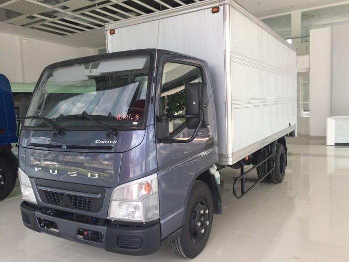 Xe tải Mitsubishi Fuso Canter 4.9