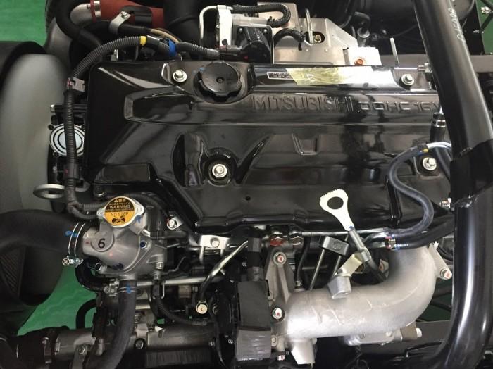 Xe tải Mitsubishi Fuso Canter 4.9 4