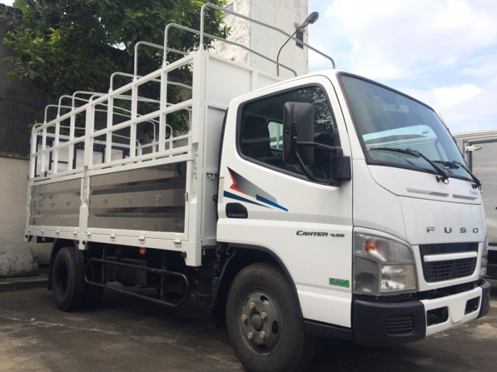 Xe tải Mitsubishi Fuso Canter 4.9 3