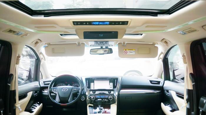 Toyota Alphard Biển thủ đô Sx 2017 đăng ký 2018, Tên cty Xuất hóa đơn cao