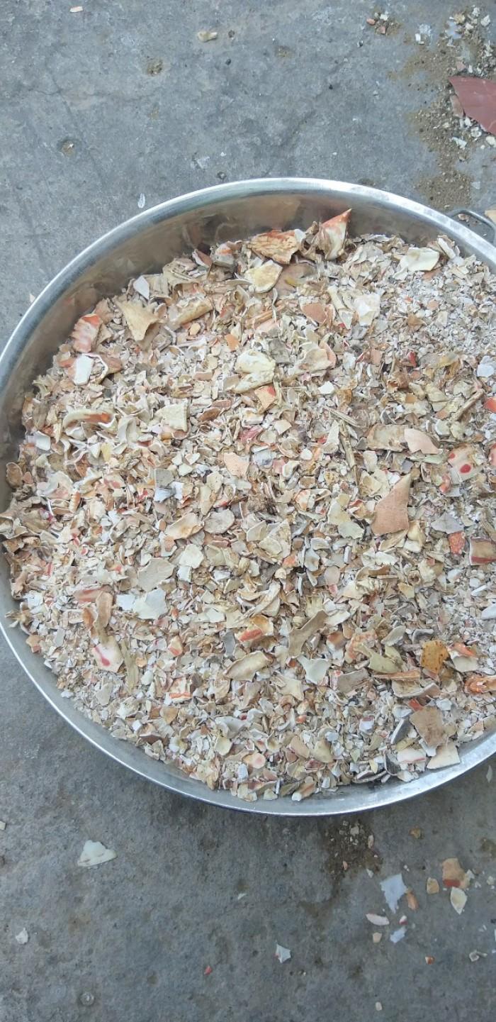 bán sỉ bột vỏ ghẹ với số lượng lớn dùng chế biến thức ăn gia súc1