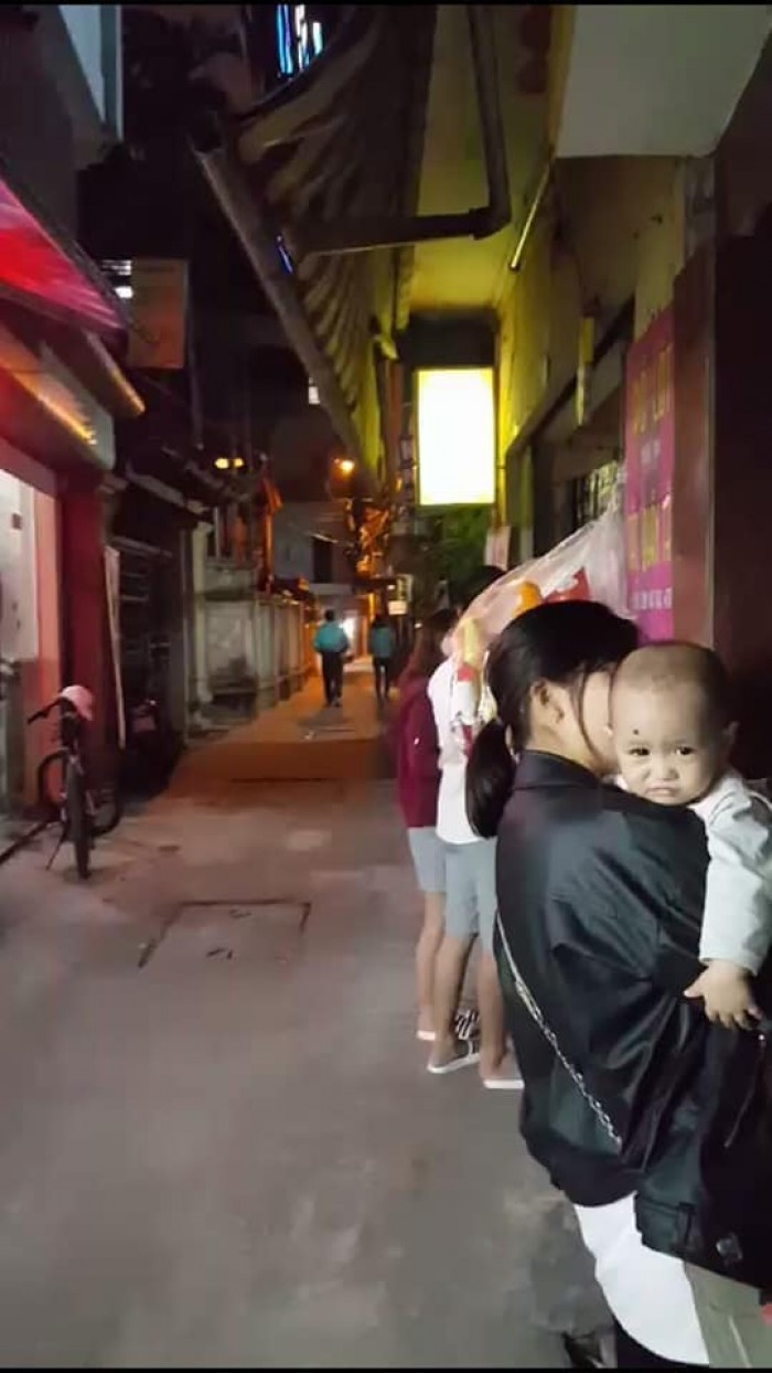 Bán nhà phố Hồ Tùng Mậu kinh doanh mặt tiền 4m giá 3.2 tỷ