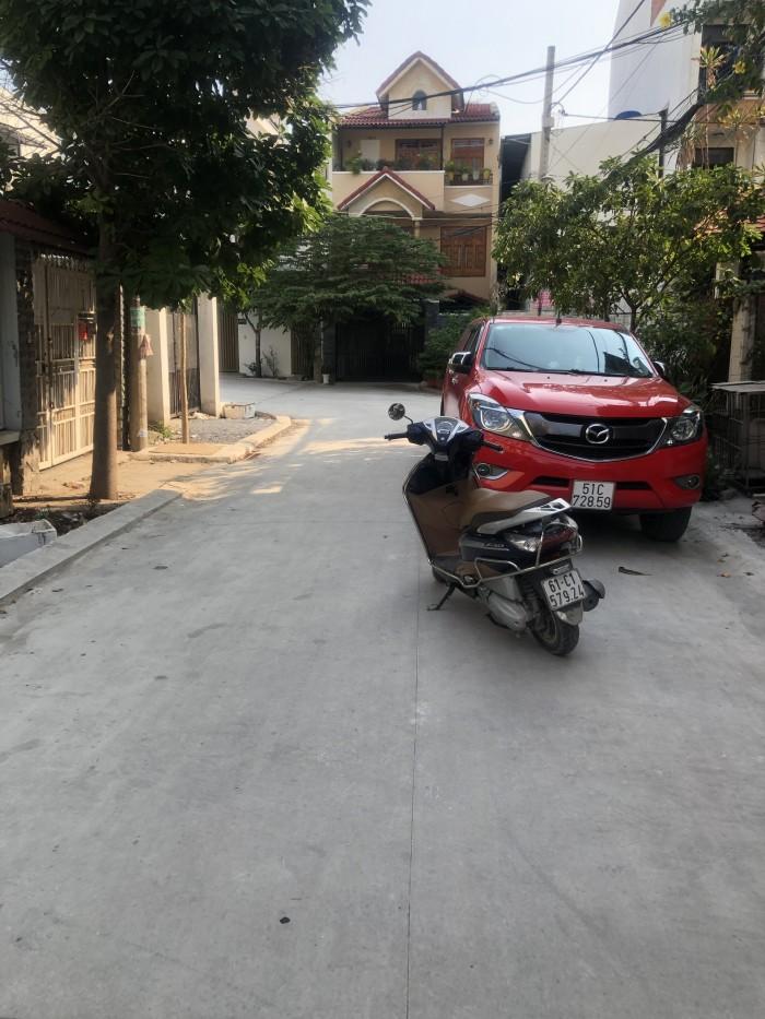 Bán gấp nhà lầu MT đường 12m khu kim sơn đường Lê Văn Lương - Phường Tân Phong Q7