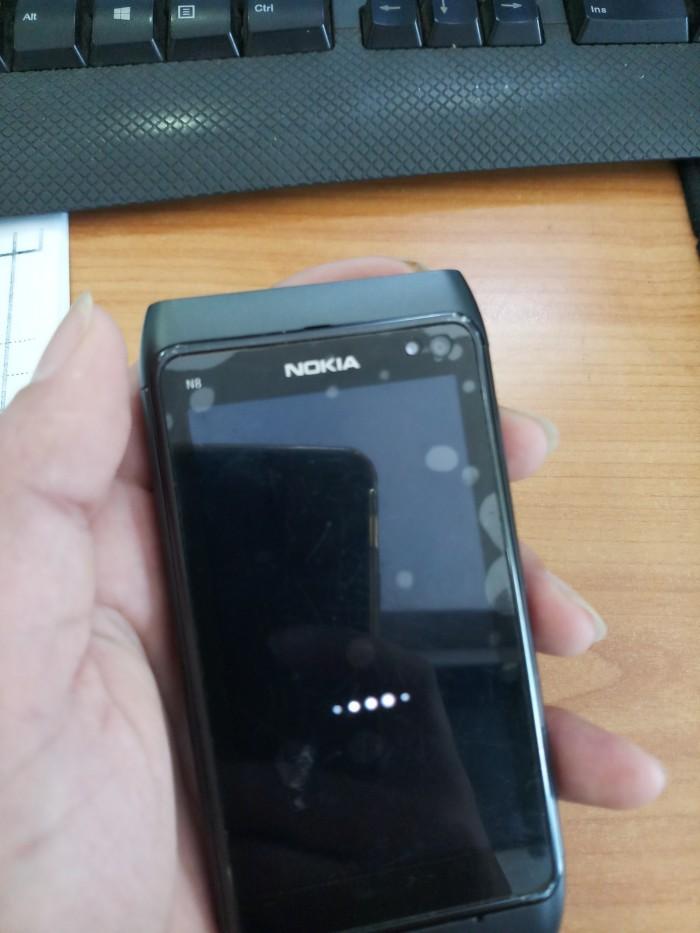 Điện Thoại Nokia N8 Máy Nguyên Bản 100% Gía Chỉ 1,5 tr3