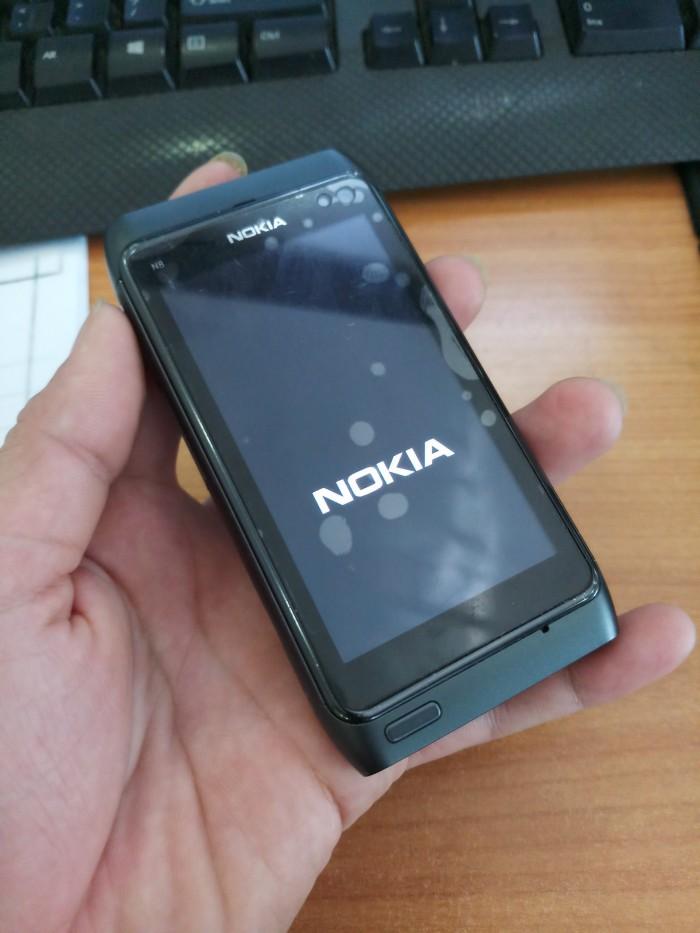 Điện Thoại Nokia N8 Máy Nguyên Bản 100% Gía Chỉ 1,5 tr1