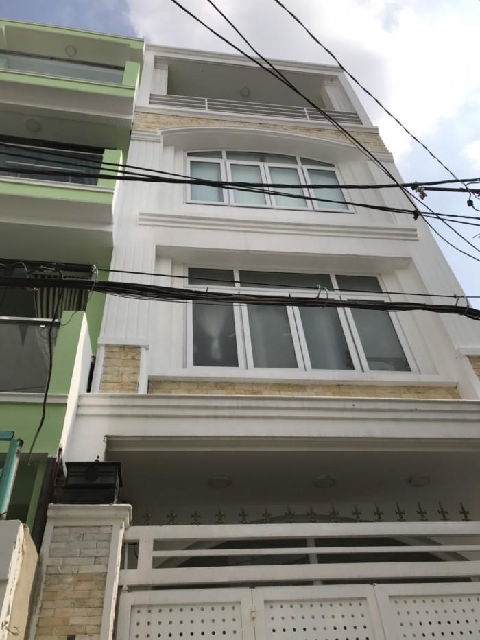 HXH Đinh Tiên Hoàng-PĐL. 4.5x17. 3 lầu. 9 tỷ 850
