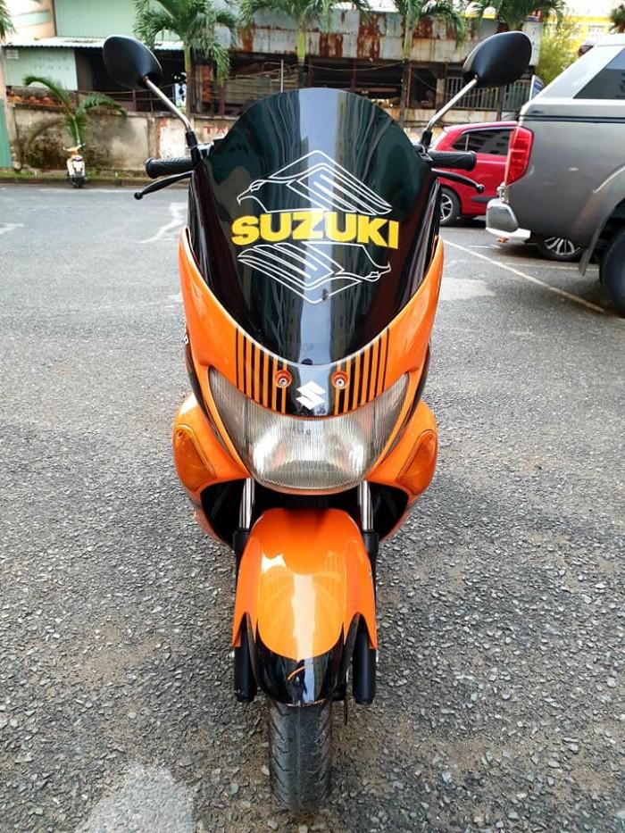 Suzuki Epicuro 150 Huyền Thoại Đẹp Từng Centime Máy Ngon Như Mới