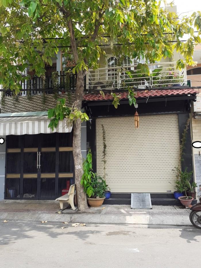 Bán nhà MTNB Hiền Vương  Tân Phú  1 trệt 1 lầu giá 7,2 tỷ  dt