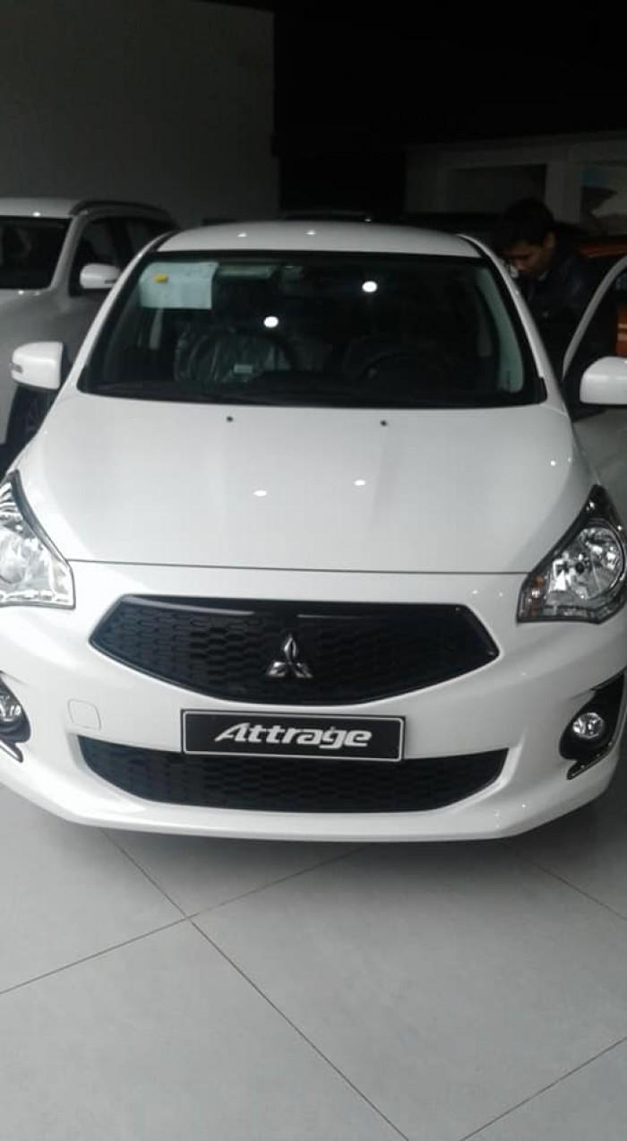 Attrage mẫu sedan cỡ nhỏ hợp với mọi gia đình