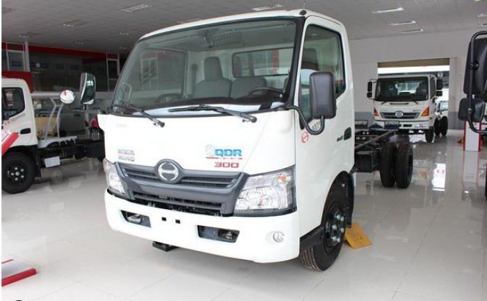 Bán xe tải hino 5 tấn lắp ráp xzu720l 2018 thùng 5m7