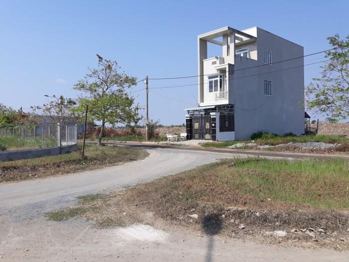 Bán 2 lô đất nền liền kề khu TĐC cảng Phước Đông, xã Phước Đông, huyện Cần Đước, tỉnh Long An