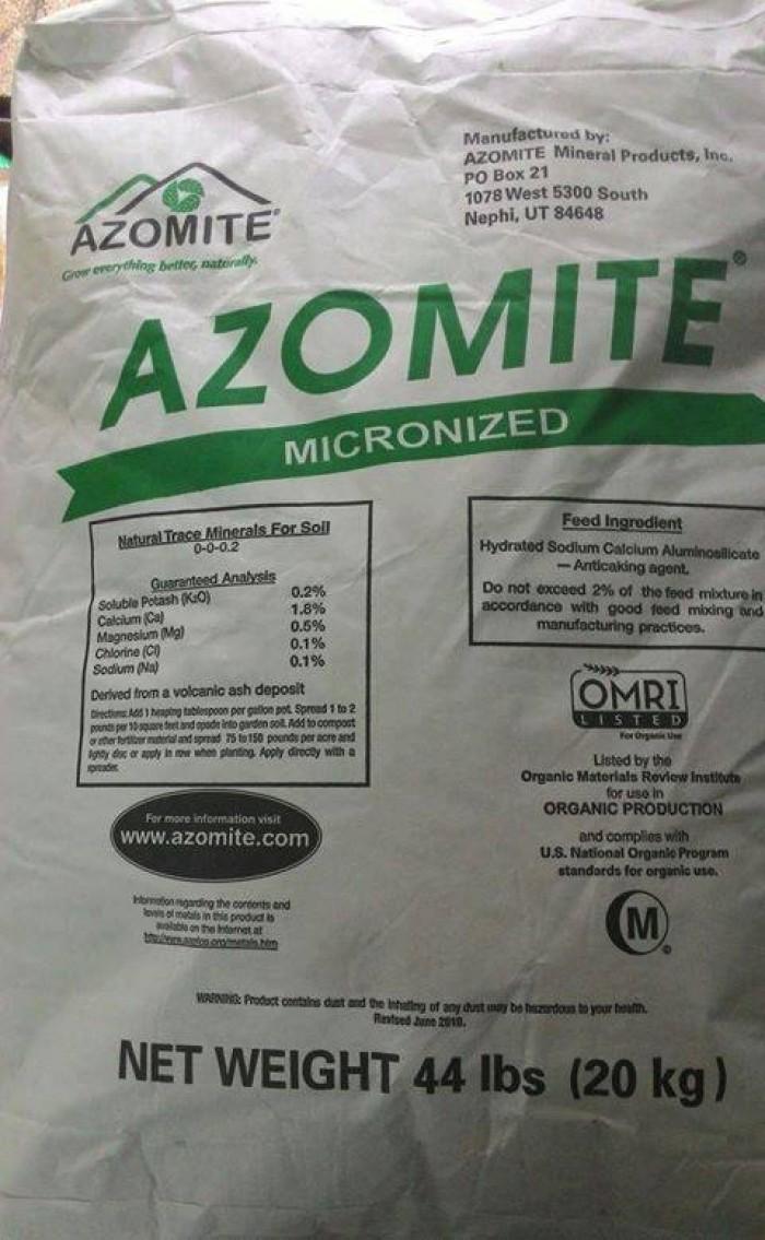 Cung cấp khoáng Azomite0