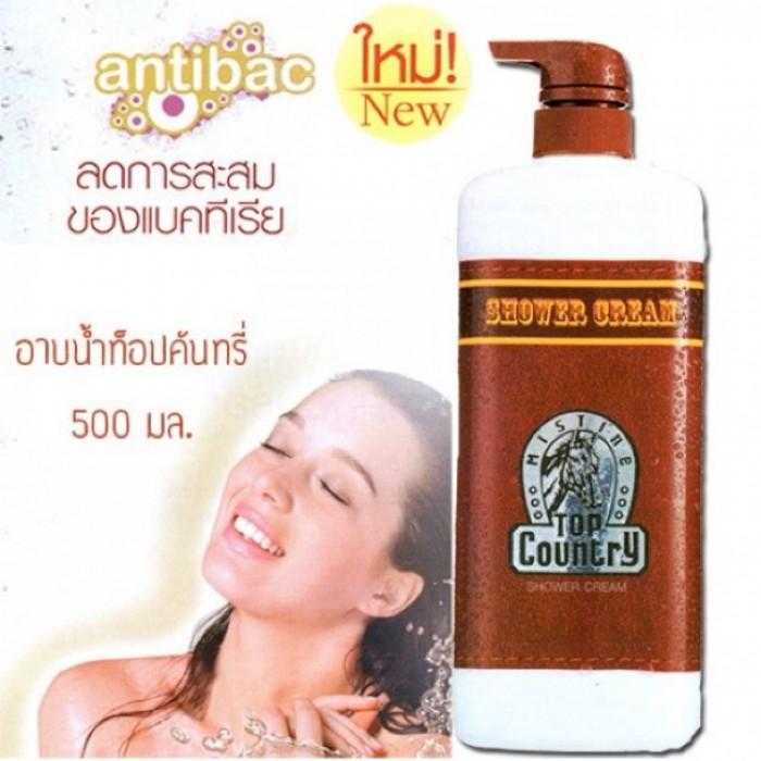Sữa Tắm Con Ngựa Hương Nước Hoa Mistine Top Country 500 ml