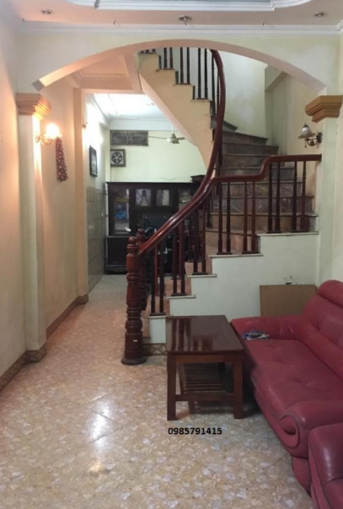Bán gấp nhà riêng Nguyễn Đức Cảnh, 60.7 m, 4 tầng.