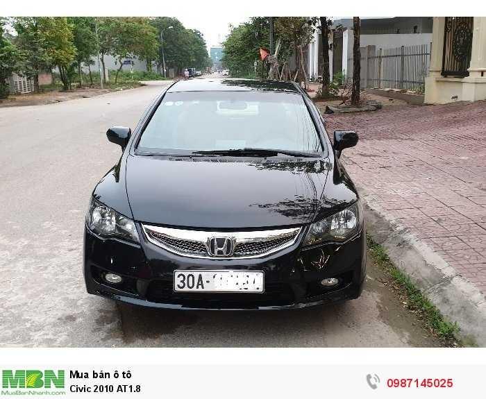Civic 2010 AT1.8