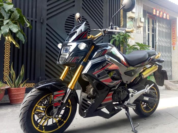 Moto 110c mới 99% nguyên zin mới đi 1000km như xe thùng