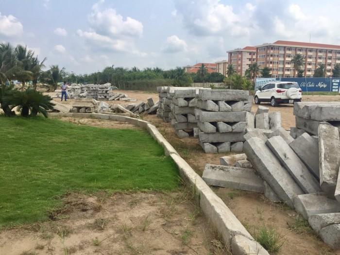 Đất Thổ Cư Dự Án Mới Khu Đô Thị Trung Tâm TP Tân An