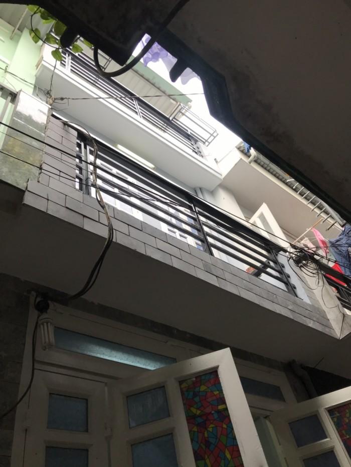 Nhà cho thuê đường Huỳnh Văn nghệ, p12 Gò vấp , dt,3x7 đúc 1 trệt 2 lầu , 2 phòng ngủ