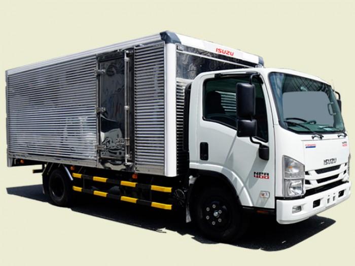 Xe tải Isuzu 3T5 thùng kín - NPR85KE4