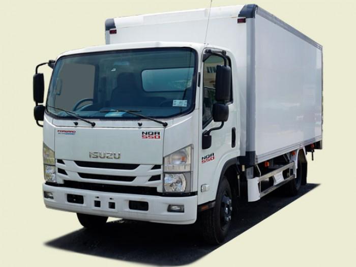 Xe tải Isuzu 5T thùng bảo ôn - NQR75LE4