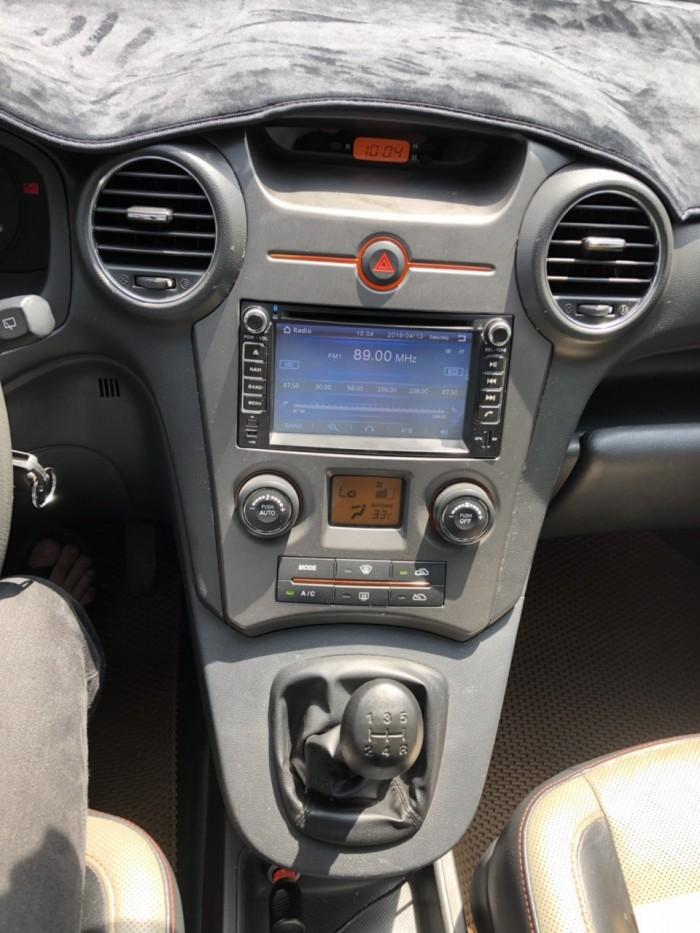 Bán Kia Carens S 2015, màu bạc, đúng chất, giá TL, hổ trợ góp