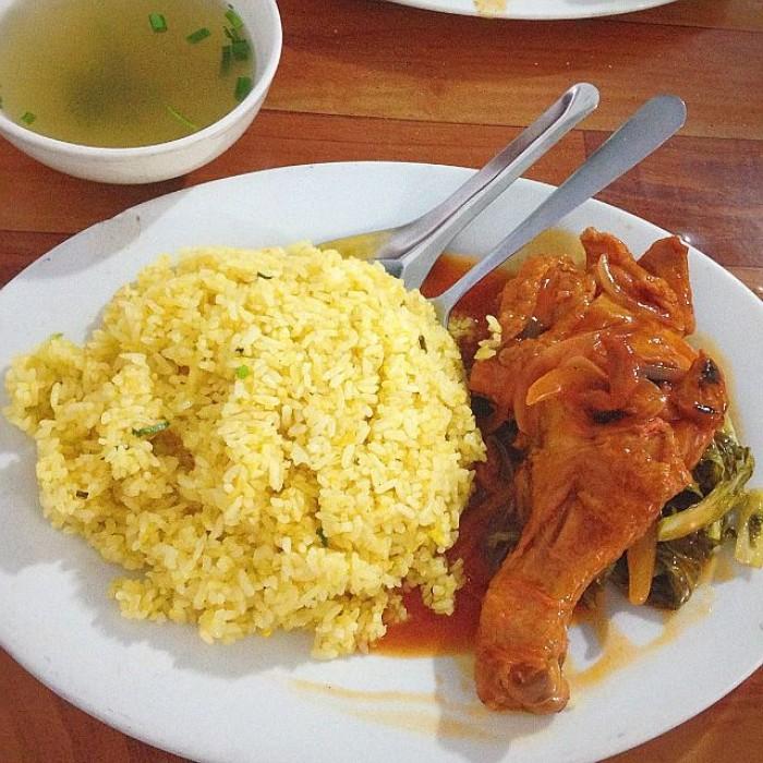 Địa chỉ ăn cơm gà ngon ở Hoàng Mai- Hà Nội2
