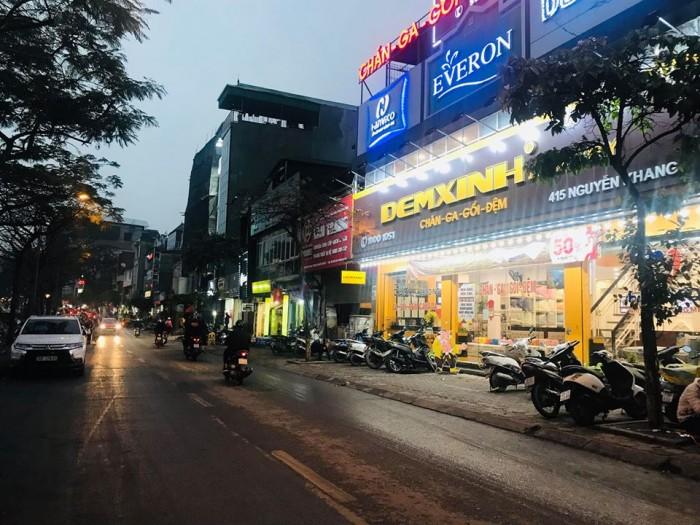 Bán nhà mặt phố quận Cầu Giấy, DT 40m2, kinh doanh cực tốt, giá 12.3 tỷ.