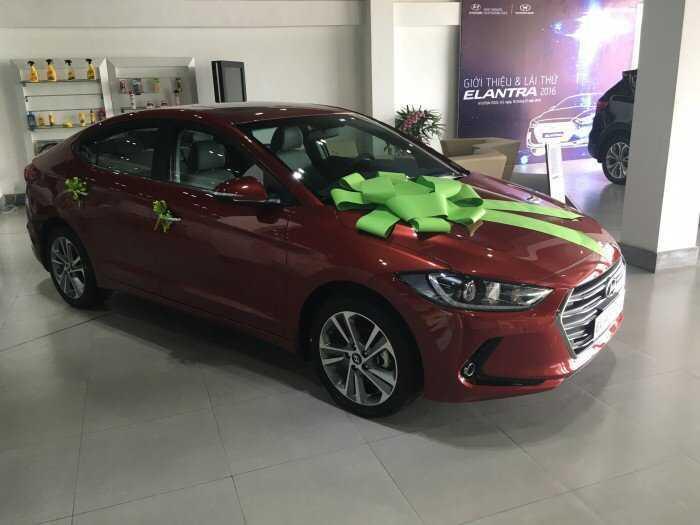 Bán xe Hyundai Elantra 2019 giá tốt nhất Sài Gòn, nhiều khuyến mãi