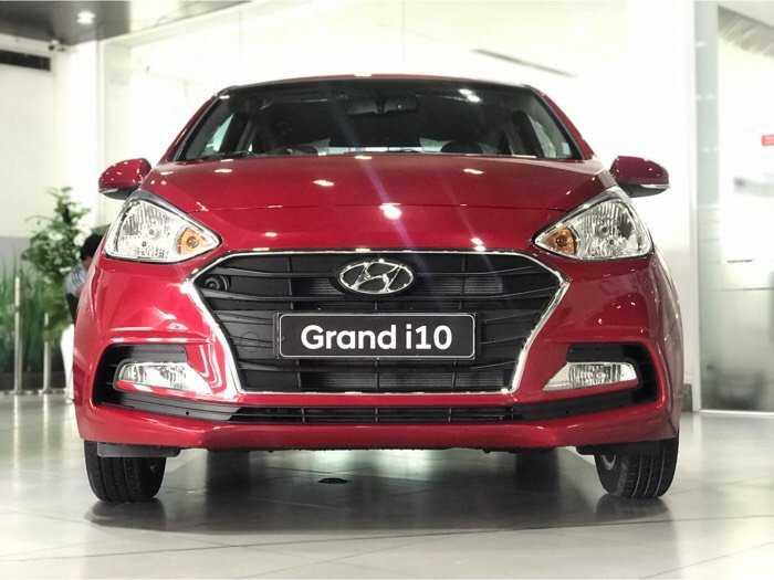 Bán Hyundai Grand i10 sedan 2019 số sàn 1.2MT