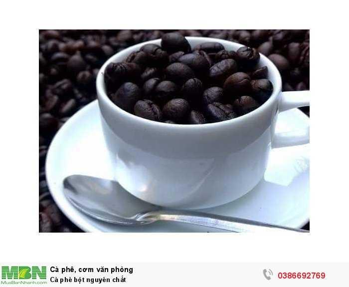 Cà phê bột nguyên chất0