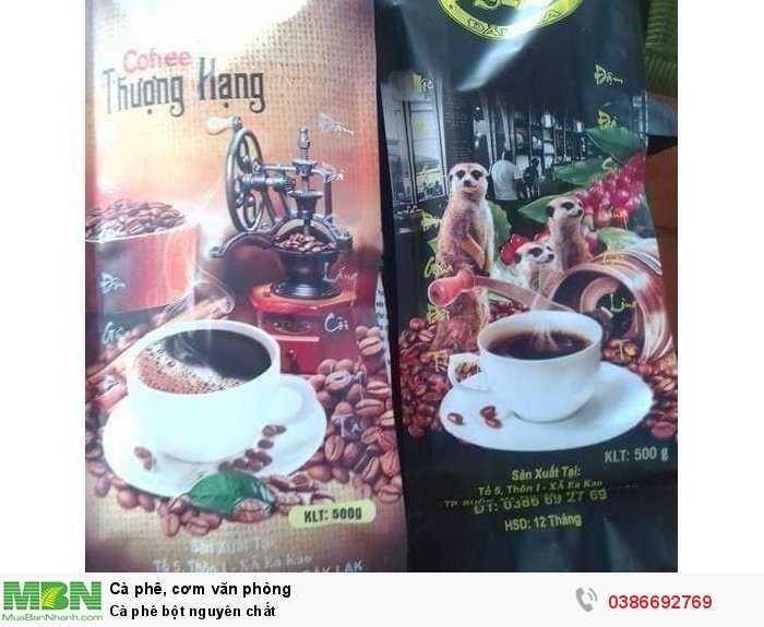Cà phê bột nguyên chất1