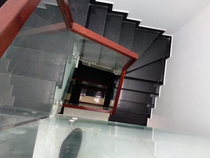 Chủ nhà cần bán nhà HXH Nguyên Hồng Bình Thạnh 48m2 4 tầng 6 tỷ 1.