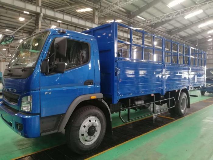 Bán xe tải FUSO FI tải trọng 7 tấn