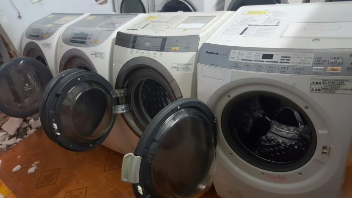 Máy giặt Nhật nội địa0
