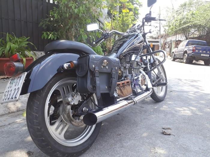 Cần bán lại xe moto rebel usa super harley.150cc.màu đen nano..nam tính..rất ngầu
