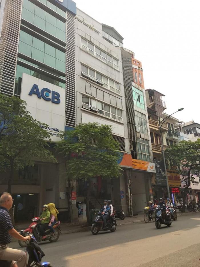 Bán nhà khách sạn Hàng Muối, HK: 85m2, 59 tỷ, 7 tầng, hơn 17 phòng doanh thu tốt, cho thuê 8000$ tháng.