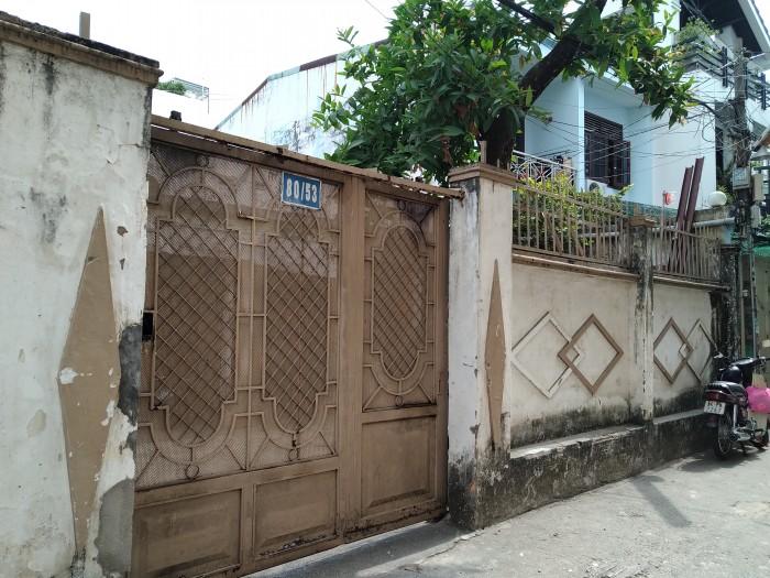 Nhà cấp 4 ngang 9m mặt tiền Ngô Quang Huy, tiện xây biệt thự, cao ốc