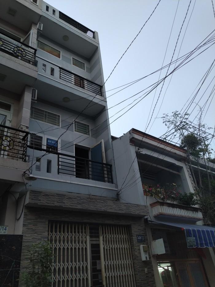 Bán nhà mặt tiền đường 6m gần KDL Văn Thánh