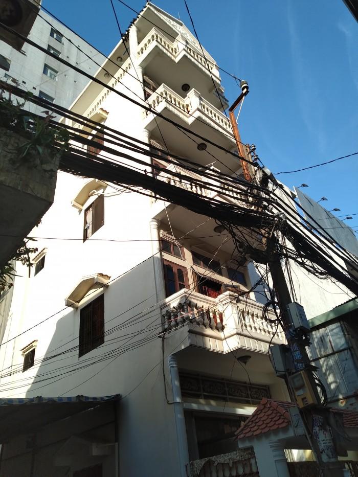 Bán nhà 4 tầng gần Đại học Hồng Bàng, Điện Biên Phủ, Hàng Xanh