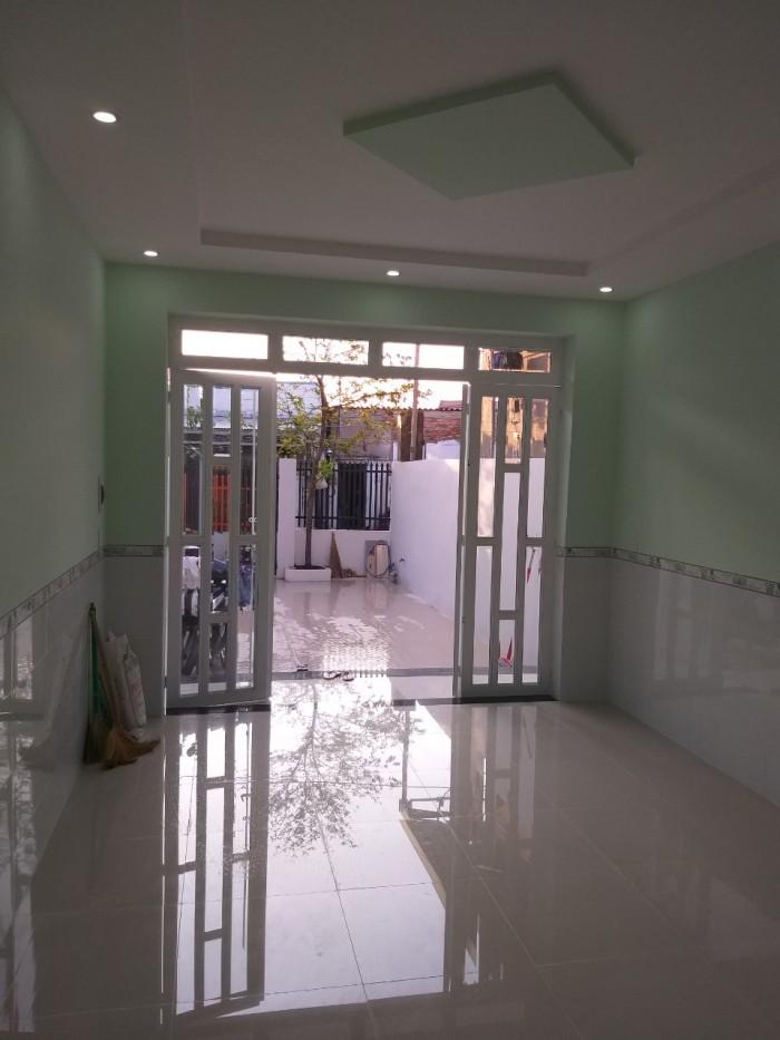 Bán nhà 1trệt 1lâu kp3 phường An Bình