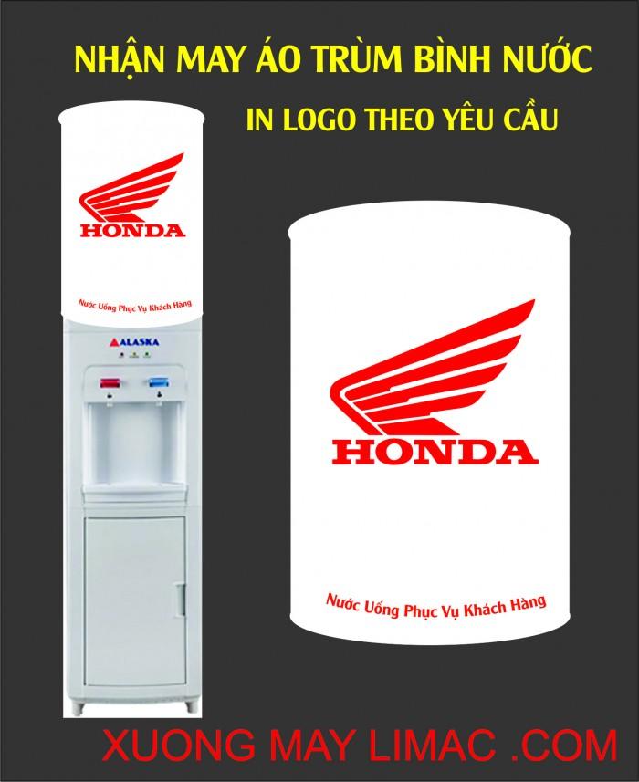 Xưởng may Áo trùm bình nước Honda
