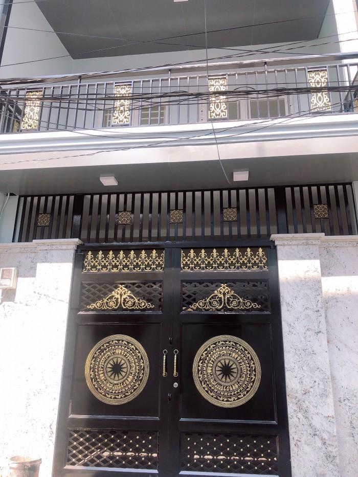 Bán nhà hẻm 6m Tân Hương 5x20 gồm 2 tấm nhà đẹp đủ lộ giới