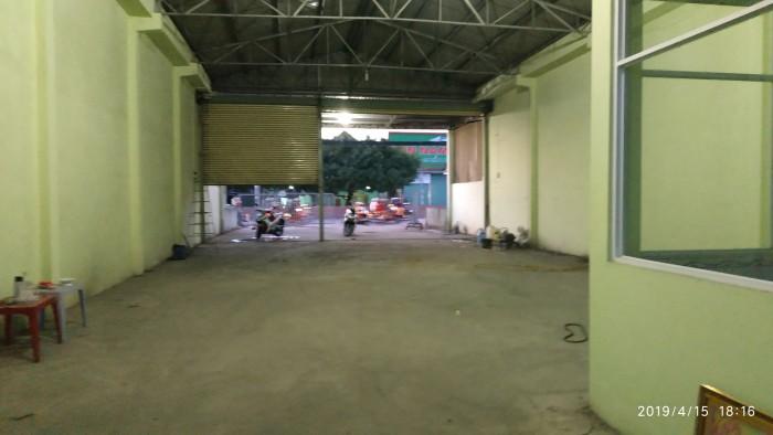 Cho Thuê Kho mặt tiền đường Quốc lộ 1, gần vòng xoay Tân An, Long An