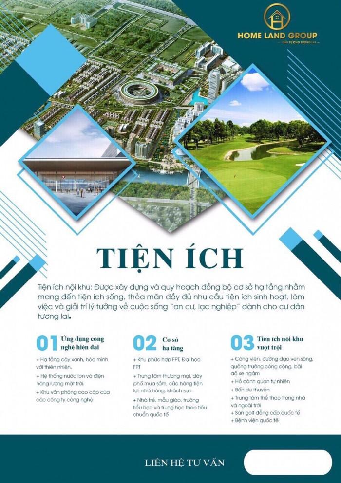 Đất nền Dự án FPT - Dự án Duy nhất còn lại ven biển Nam Đà Nẵng. Sinh lời cực cao.