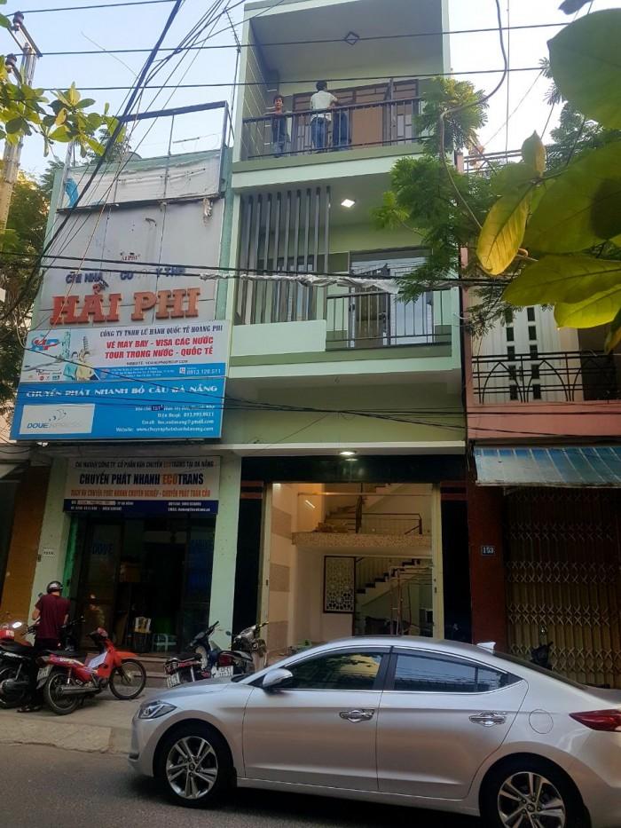 Bán nhà mặt tiền Thái Thị Bôi vị trí kinh doanh sầm uất